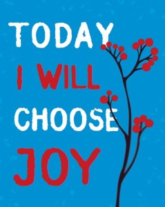 Joy-CHoose