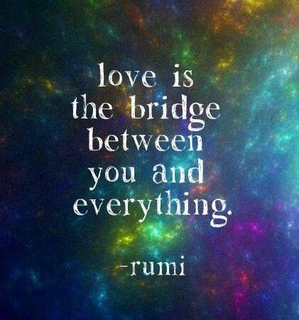 Love-is-the-bridge