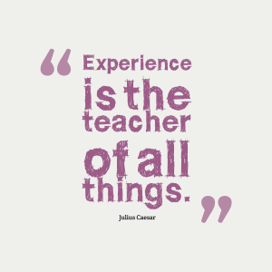 Experience-Julius-Caesar-quote-hd