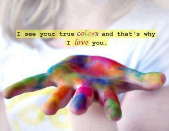 Show-Your-True-Colors