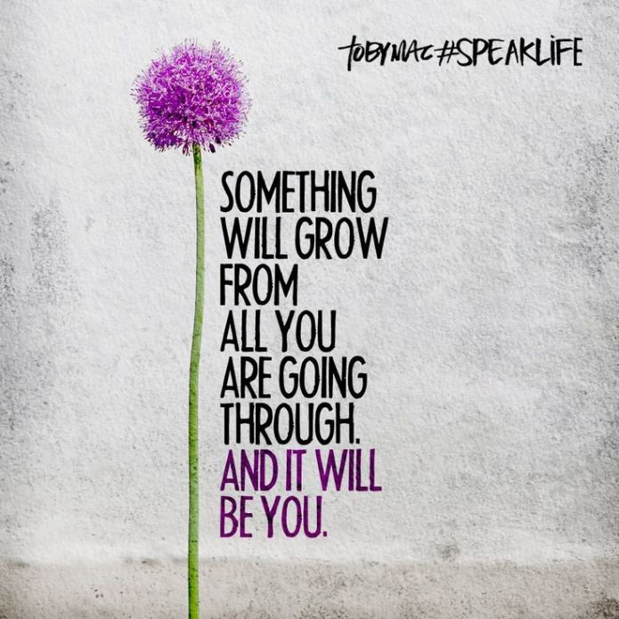 something-will-grow-going-through-life-daily-quotes-sayings-pictures