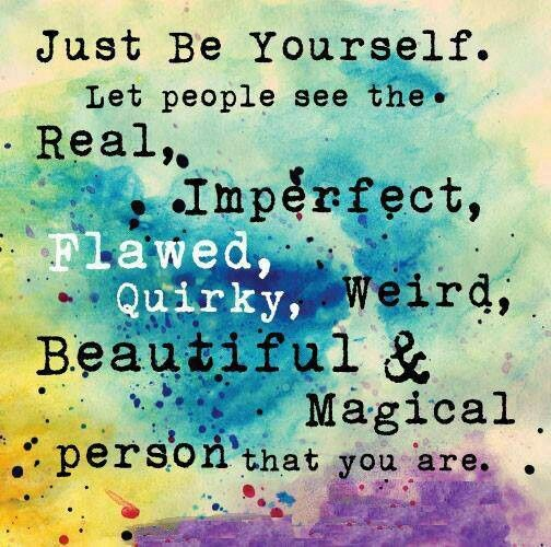 just-be-yourself-life-quotes-sayings-pictures